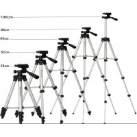 Tripod 3120 Camera Stand with Holder